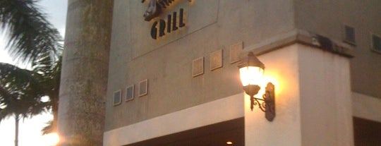 Bonefish Grill is one of Favorites.