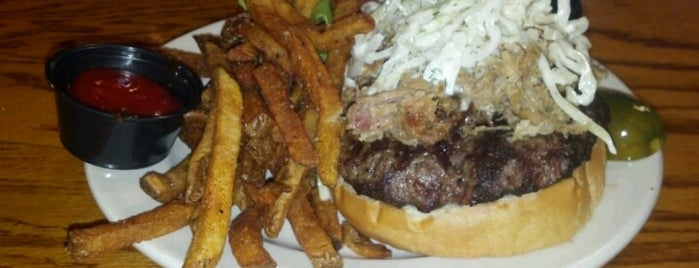 Backyard Bistro is one of The Straight Beef - Burger Truth.