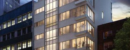14W14 is one of Top 100 Condo Buildings.