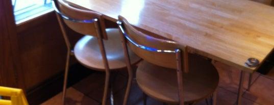 Old Pond Cafe & Restaurant is one of Mr T UK'un Beğendiği Mekanlar.