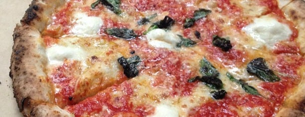 Antico Pizza Napoletana is one of A State-by-State Guide to America's Best Pizza.