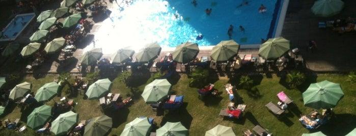 MyClub'Eltes Havuz is one of 💞Handan'ın Kaydettiği Mekanlar.