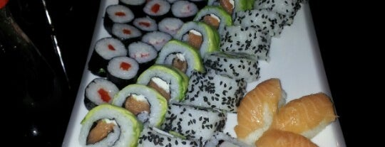 Ozei RestoBar & Sushi is one of Santiago.