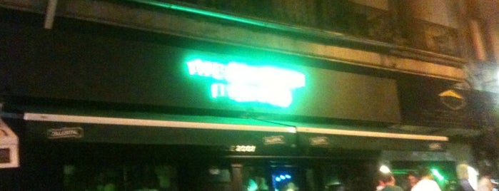 The Shannon Irish Pub is one of Conaprole Trip.