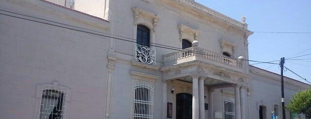 Museo Casa Pancho Villa is one of Lugares favoritos de Armando.