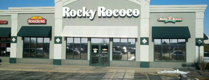 Rocky Rococo Pizza & Pasta is one of Orte, die Jt gefallen.