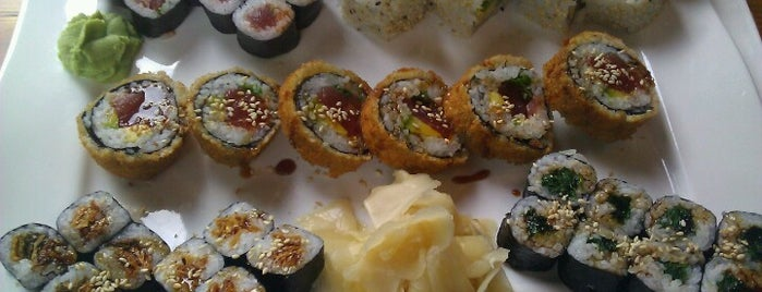 A.nam Sushi Bar is one of Essen.