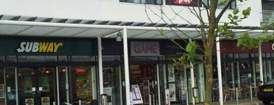 Game is one of Locais curtidos por Adam.