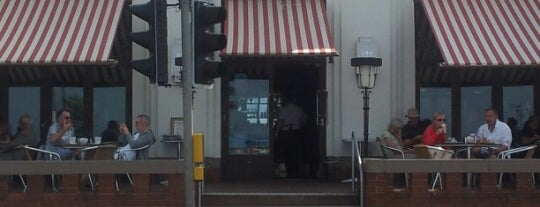 Nardini's is one of Classic UK ice cream spots.