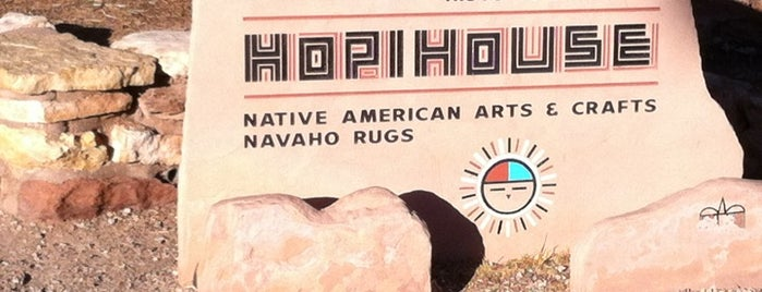 Hopi House is one of At the Grand Canyon.