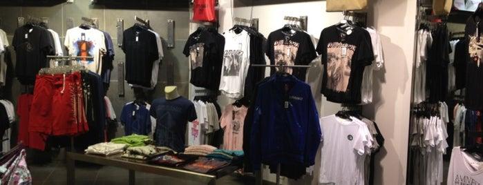 Amnesia Shop is one of สถานที่ที่บันทึกไว้ของ Amnesia Ibiza.