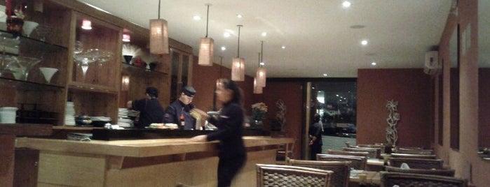 Restaurante Sapporo - Itaim Bibi is one of Restaurantes Orientais.