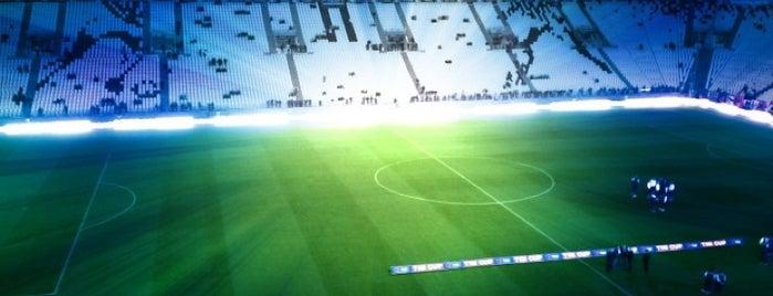 Allianz Stadium (Juventus Stadium) is one of Best Stadiums.