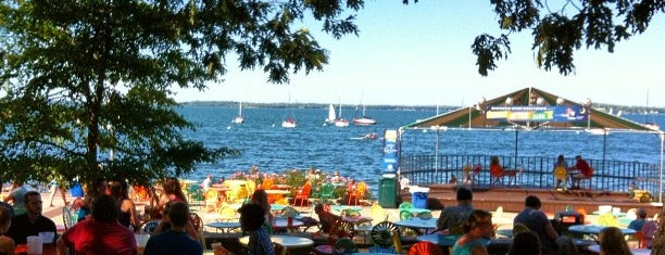 Memorial Union Terrace is one of Madison!.