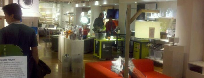 CB2 Union Square is one of The Best of San Francisco!.