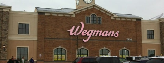 Wegmans is one of Leah : понравившиеся места.