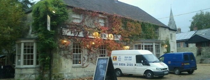 The Beckford Arms is one of England.
