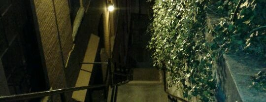 The Exorcist Steps is one of ♡DC.