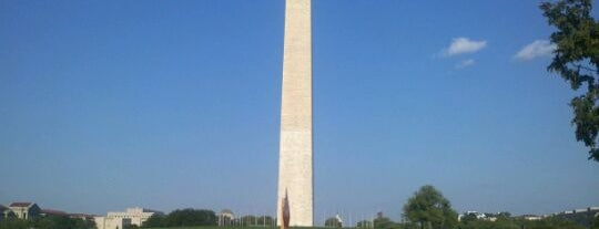 Monumento a Washington is one of Places that are checked off my Bucket List!.