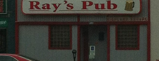 Ray's Pub is one of Highland Square Neighborhood.