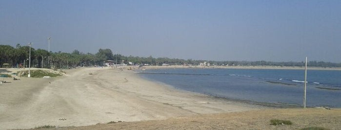 Nagoa Beach is one of Gujarat must-see.