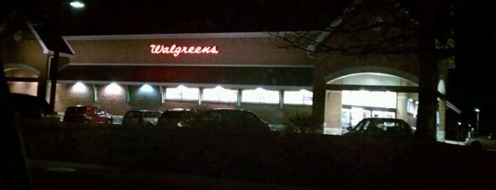 Walgreens is one of Posti che sono piaciuti a Wesley.
