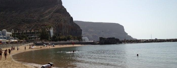 Playa de Mogán is one of Уже побывала.