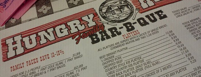 Hungry Harry's Famous BBQ is one of Must visit Places in Tampa #visitUS.