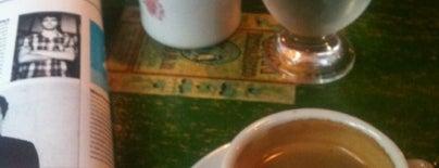 Café Lumiére is one of Coffee & Tea.