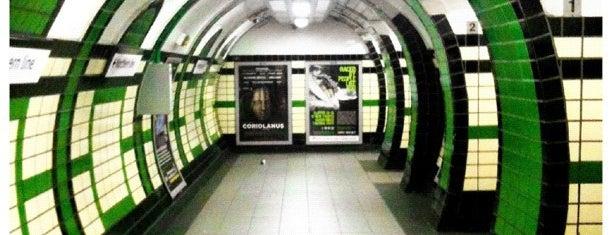 Goodge Street London Underground Station is one of Underground Stations in London.