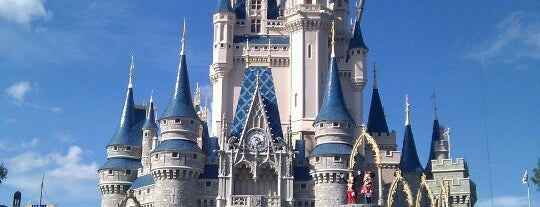 Magic Kingdom® Park is one of Theme Parks I've Visited.