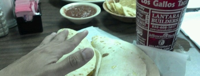 Los Gallos is one of Russ's Liked Places.