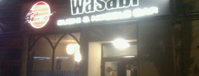 Wasabi is one of Posti che sono piaciuti a Michaella.