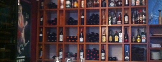 Wine Bar Riedel is one of Bar De Vinos.