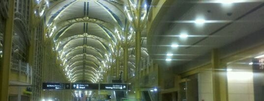 Ronald Reagan Washington National Airport (DCA) is one of Big Country's Airport Adventures.