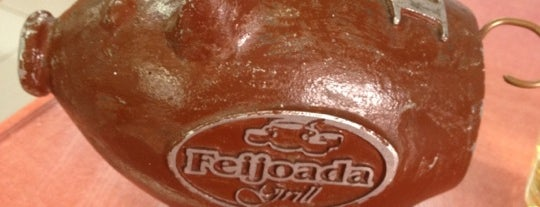 Feijoada Grill is one of Restaurantes.