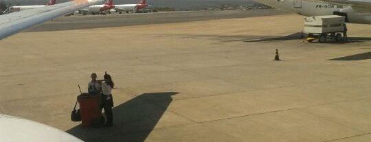 브라질리아 국제공항 (BSB) is one of Aeroportos.
