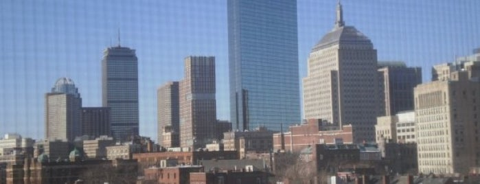 City of Boston is one of Downtown Boston, Chinatown & North End.