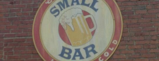 Small Bar is one of Charlotte.