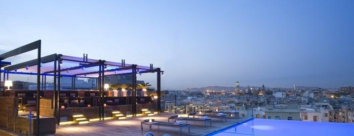 Sky Bar is one of Mejores Terrazas en Barcelona.