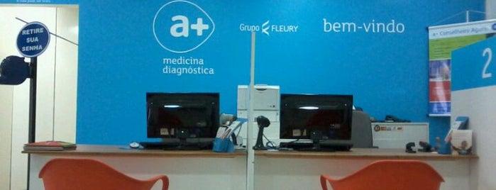 a+ Medicina Diagnóstica is one of Rotina, rotina....