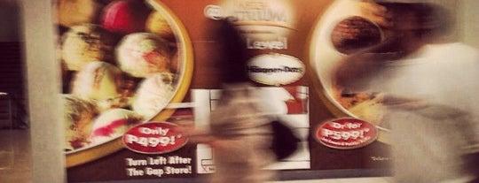 Häagen-Dazs is one of Le Figgy's Food Adventures.
