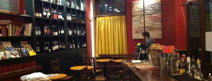 L'Osteria di Lambrate is one of Lunch Milano.