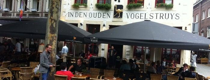 In Den Ouden Vogelstruys is one of Misset Horeca Café Top 100 2012.