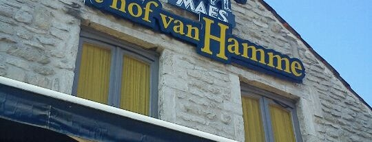 't Hof Van Hamme is one of Lugares favoritos de Semrouni.