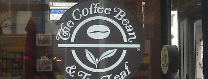 The Coffee Bean & Tea Leaf is one of riverside-bars.