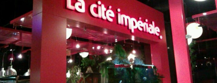 La Cité Impériale is one of Anthony : понравившиеся места.