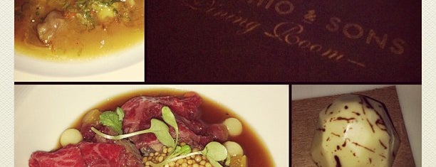 Colicchio & Sons is one of NYC.