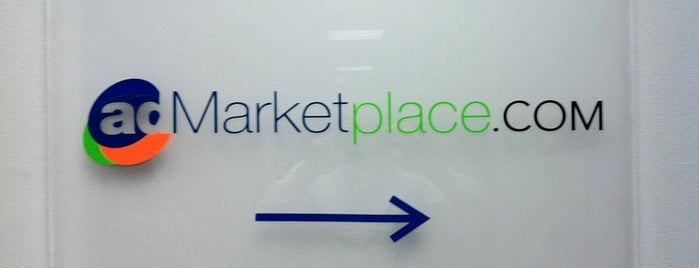 adMarketplace is one of Silicon Alley, NYC (List #3).