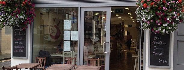 Ruby Duck Café is one of MY DUBLIN.
